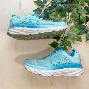 Hoka One One Bondi 6 Running Sneakers Comfort 9